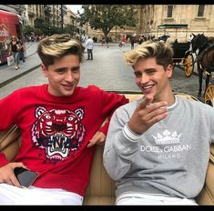 Martinez Twins Emilio, Emilio And Ivan Martinez, Martenez Twins, Harry Potter Next Generation, Cute Gay Couples, Character Inspiration, Babys, Beautiful Men, Fandoms