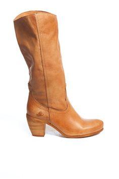 Hm! FELMINI boot in cognac leather Felmini