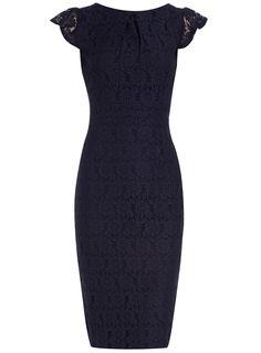 navy lace dress - Google Search