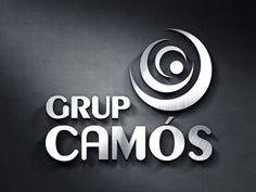 Restyling de logotipo para Grup Camós.