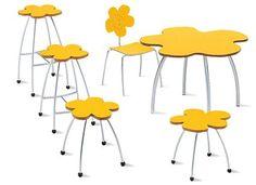 Mesas y sillas de cocina: 5 propuestas diferentes