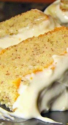 Vintage Banana Cake - Rincón Cocina