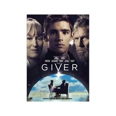 The Giver (Blu-ray/Dvd), Movies