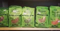 Varietà di #legumi