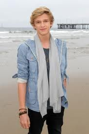 Cody Simpson: This kid is going to be really cute when he gets older. I am calling it!