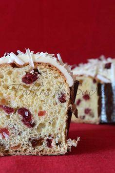 Colomba bianca ai frutti rossi Vanilla Cake, Pie, Desserts, Recipes, Food, Colombia, Spring, Torte, Tailgate Desserts