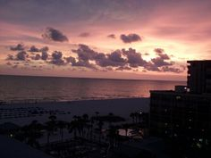 Sunsets are going to be VERY repetitive.. St. Pete Beach; August, 2010