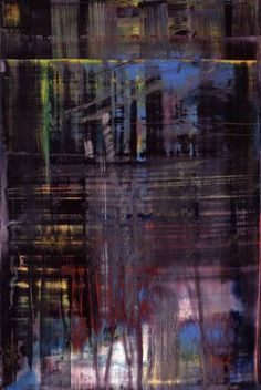 Gerhard Richter » Art » Paintings » Abstracts » Forest » 892-5