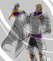 Resultado de imagem para Escanor gosta da Merlin
