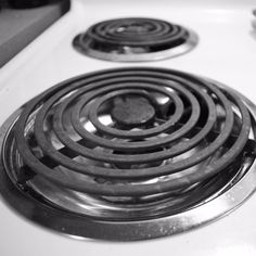 Take Photos of Stove Before Vacation