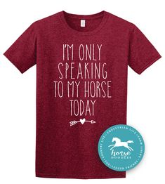 Horse Horseback Riding Jump Just Get Over It Mens Cool Short Sleeve Tee Shirt