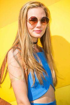Coachella 2015 - Festival Style Photos