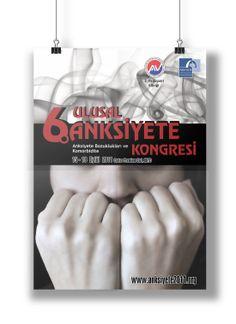 anxiety congress poster design