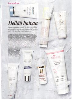 Sophie la girafe Baby Protection Cream at Ilona 1.10.2015 (Finland)   www.sophielagirafecosmetics.com Sensitive Skin Care, Beauty Industry, Organic Skin Care, Awards, Skincare, Cosmetics, Tips, Finland, Natural Skin Care
