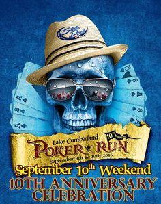 Rock the Boats at Lake Cumberland Poker Run 2016- SC Wake SeaDek Fabricators