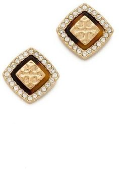 shopstyle.com: Tory burch McCoy Post Earrings