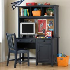 Going to paint the boys wall unit this color!