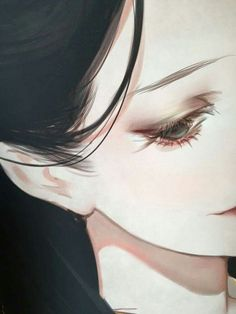 how to draw whiskers Manga Girl, Anime Art Girl, Aesthetic Art, Aesthetic Anime, Poses References, Digital Art Tutorial, Anime Eyes, Pretty Art, Cartoon Art