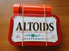 Another Altoids can mini survival kit