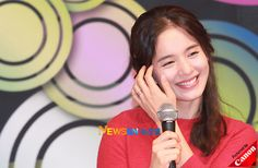 Playful Kiss_press conference_Jung Hye Young3