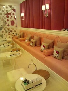 Hello Kitty Spa in #Dubai #New