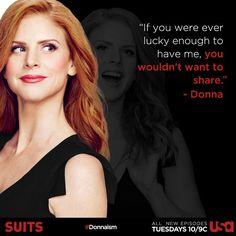 #donnapaulsen #sarahrafferty #suitsusa #suits Suits USA Network #tvshows