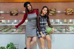 Hannah Pangilinan and Janina Vela: Slaying Sustainability Hannah Pangilinan, Simple Way, October, Shirt Dress, Couples, Girls, Dresses, Fashion, Toddler Girls