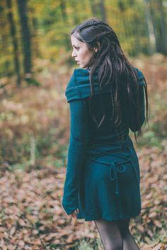 Robe pull ''Shaë'', Bleu pétrole http://www.toonzshop.com/robe-pull-shae-,-bleu-petrole-a29910.html