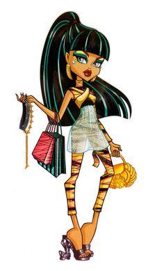 Cleo de Nile. I ♥ Fashion