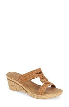 c2c59b87973634 TUSCANY  Loana  Wedge Sandal (Women) Summer Wardrobe