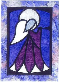 Pride Stained Glass Lovenest Designs Wall Quilt Patterns Eternal Hope