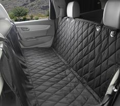Dog Car Seat Cover TriPet™ With Lifetime Guarantee