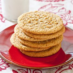 Soft and Chewy Peanut Butter Cookies from Cook's Country