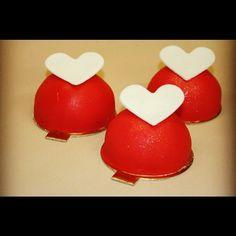 #pomysł na #walentynki na #słodko! #pokaz ze #kochasz ! #truskawkowelove #heart #valentines #gift #sweet