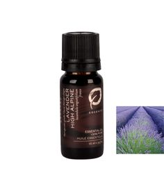Pure High Alpine Lavender Oil to calm and relax the mind and help heal the skin.