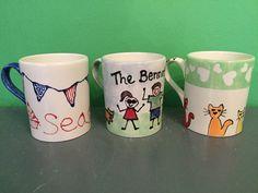 Crafty, Mugs, Tableware, Dinnerware, Cups, Tumbler, Dishes, Mug, Serveware