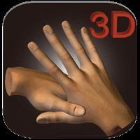 3D 手掌穴道按摩 DIY(Android)