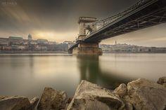 Budapest Bridge by Zsolt Hlinka on Budapest, Most Beautiful Cities, Hungary, My Photos, Bridge, Around The Worlds, City, Country, Travel
