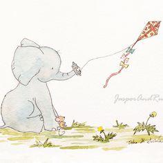 Elephant by JasperAndRuby