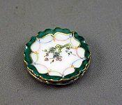 LIVING ROOM: Porcelain Plate