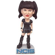 NCIS Abby Bobblehead