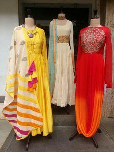 Order contact my whatsapp number 7874133176 Pakistani Outfits, Indian Outfits, Indian Dresses, Indian Attire, Indian Wear, Kurta Designs, Blouse Designs, Anarkali Dress, Patiala Salwar