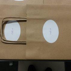 Buste novakosmetica con carta riciclata