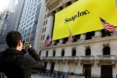 Snap shares drop 4 percent, fall below $20 for the first time #Tech #iNewsPhoto