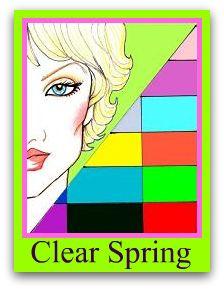 Spring Palettes explained.