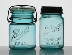 Ball Jars - another item everyone should enjoy!