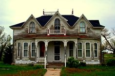 Bucket List: Buy an enormous old house, fix it up together, and pass it down for generations :)
