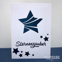 Karten-Kunst » Sternenzauber