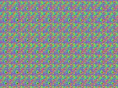 How Do Magic Eye Pictures Work?
