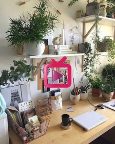 Most Popular Modern Home Office Design Ideas For Inspiration - Modern Interior Design Home Design, Home Office Design, Interior Design, Design Ideas, Wall Design, Shelf Design, Urban Design, Decoration Ikea, Garden Decorations